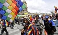 Gipfeltreffen gegen Imperialismus in Bolivien