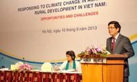 Vietnamesische Landwirtschaft und Klimawandel