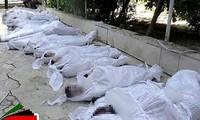 Zerstörung von Chemiewaffen in Syrien begonnen