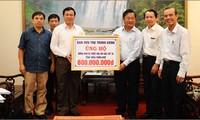 Umgerechnet fast drei Millionen Euro Hilfsgelder für Zentralvietnam