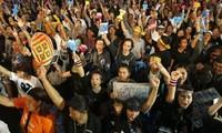 Thailändische Regierung kippt Amnestiegesetz