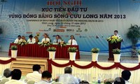 Investitionsförderung im Mekong-Delta