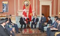 Verstärkung der Beziehungen zwischen Vietnam und Kanada