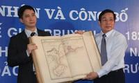 Weltatlas von 1827: Bestätigung Vietnams Souveränität