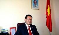Vietnam ruft zum Respekt der Menschenrechte und der Humanität in besetzten Gebieten auf