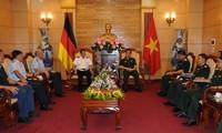 Vietnam und Deutschland wollen Zusammenarbeit im Militärbereich vertiefen