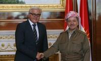 Deutschland ist gegen Kurdenstaat im Irak