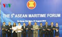 Beschleunigung der Zusammenarbeit bei humanitärer Hilfe auf dem Meer beim ASEAN-Meeresforum