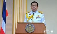 Thailändische Übergangsregierung vereidigt