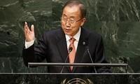 Hochrangige UN-Sitzung über Ebola