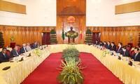 Vietnam und Vanuatu bauen bilaterale Zusammenarbeit aus