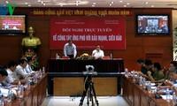Vizepremierminister Hoang Trung Hai fordert Plan zur Prävention gegen starke Taifune