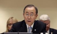 UN-Generalsekretär ruft Israel und Palästina wieder zu Friedensverhandlungen auf