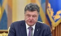 Poroschenko ratifiziert Gesetz über Sonderstatus für Ostukraine