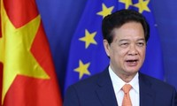 Premierminister Nguyen Tan Dung besucht Vatikan