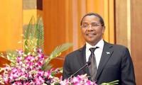Verstärkung der Zusammenarbeit zwischen Vietnam und Tansania