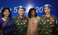 Vietnam nimmt verstärkt an Friedensmission der UNO teil