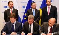 Ukraine und Russland einigen sich auf Gas-Lieferungen