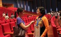 Nguyen Thi Hien, eine engagierte Lehrerin