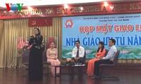 Veranstaltungen zum Tag des vietnamesischen Lehrers