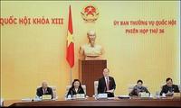 Parlamentspräsident Nguyen Sinh Hung: Vorbereitungen auf IPU-Vollversammlung laufen auf Hochtouren