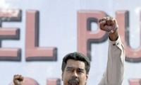 Venezuelas Parlament erteilt Präsident Maduro Sondervollmachten