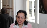 """Vietnamesin erhält Preis """"Talentierte Nachwuchsforscherinnen der Welt"""""""