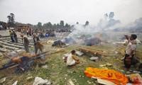 Vietnamesische Botschaft in Indien hilft Vietnamesen in Nepal