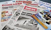 Entwicklung der vietnamesischen Presse