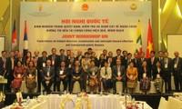 Zusammenarbeit zwischen Laos, Kambodscha, Myanmar und Vietnam für Transparenz im öffentlichen Dienst