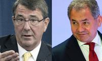 Verteidigungsminister der USA und Russland führen Telefongespräche über Syrien