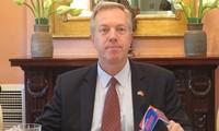 US-Botschafter  Ted Osius: TPP-Fortschritt zur Vertiefung der bilateralen Wirtschaftsbeziehungen