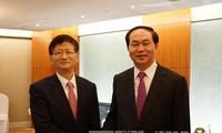 Vietnam und China wollen ihre umfassende Zusammenarbeit vertiefen