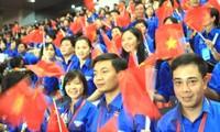 Treffen der vietnamesisch-chinesischen Jugendlichen