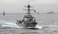 USA sind besorgt über künstlichen Ausbau der Inseln im Ostmeer durch China