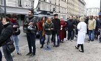 Drei der Terroristen in Frankreich sind identifiziert