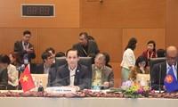 Vorbereitungskonferenz auf Treffen der ASEAN-Spitzenpolitiker