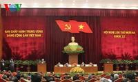 ZK-Konferenz über Parteigestaltung und Programm des 12. Parteitags