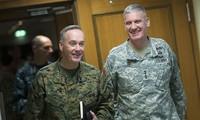Generalstabschef der US-Streitkräfte Joseph Dunford besucht Deutschland
