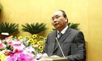 Vizepremierminister Nguyen Xuan Phuc besucht Hai Duong