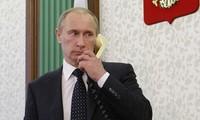 Russlands Präsident Putin ruft Amtskollegen aus Syrien, dem Iran und Saudi Arabien an