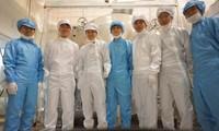 Vietnam will 2018 einen Erdbeobachtungssatelliten ins All schickeni