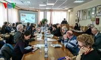 Vietnamesischer Botschafter in Russland besucht Handelszentrum in Moskau