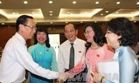 Volksrat von Ho Chi Minh Stadt setzt Reform fort
