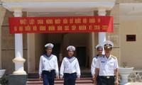 Vietnamesen auf Truong Sa bereiten sich auf Parlamentswahlen vor