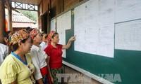 Vietnam ist bereit für die Wahlen