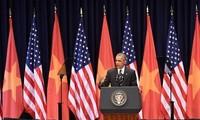 Obama: Niemand darf sich in das Schicksal von Vietnam einmischen
