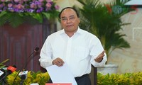 Premierminister Nguyen Xuan Phuc besucht Dong Thap