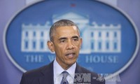 US-Präsident Barack Obama verurteilt Angriff in Orlando