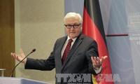 Deutschland ist für schrittweise Aufhebungen der Wirtschaftssanktionen gegen Russland